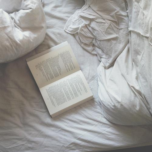 Am Morgen liegenbleiben